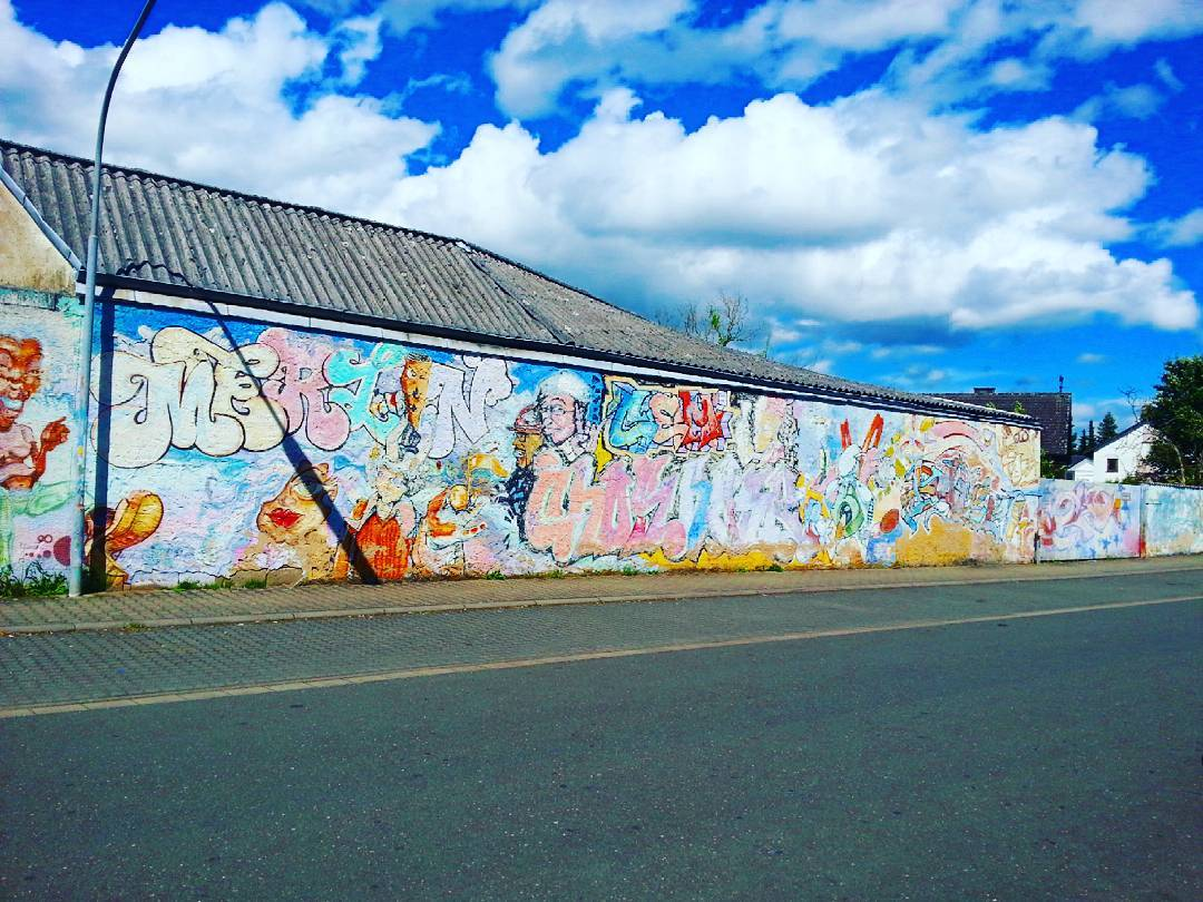 Nach so vielen Bildern aus der Kernstadt, ist es endlich Zeit für ein Bild aus dem beschaulichen Klein-Welzheim