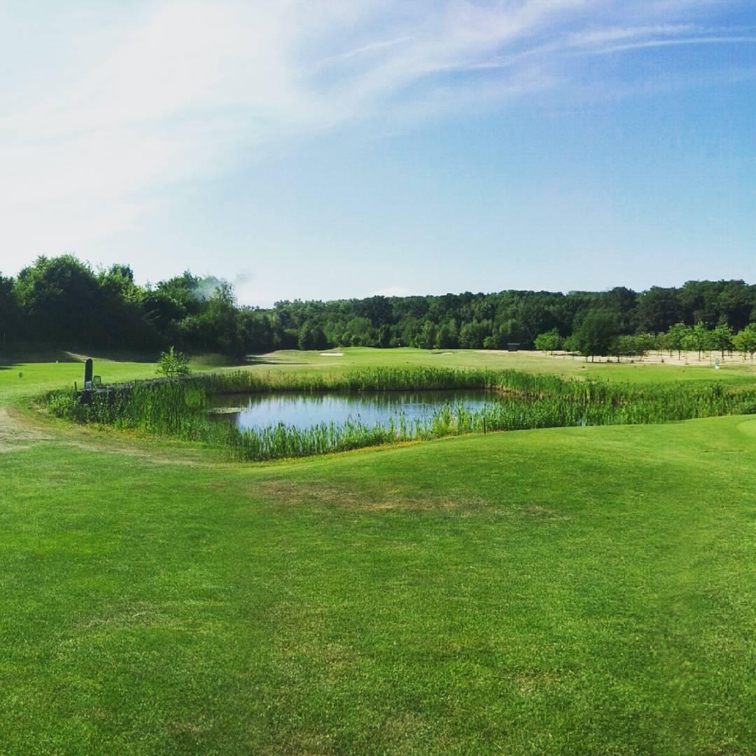 Golfplatz Teil 3