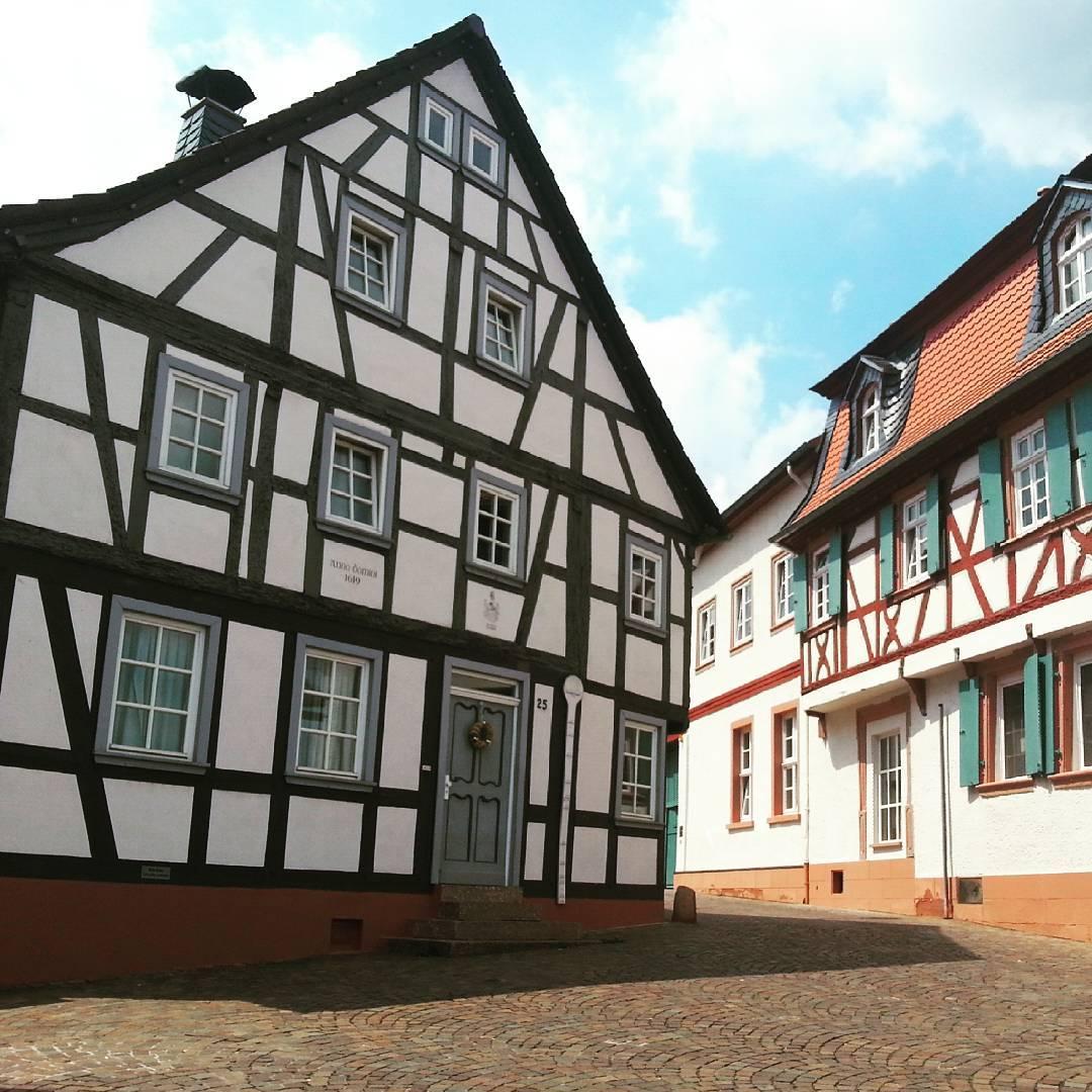 Wunderschönes Fachwerkhaus am Mainufer Seligenstadt