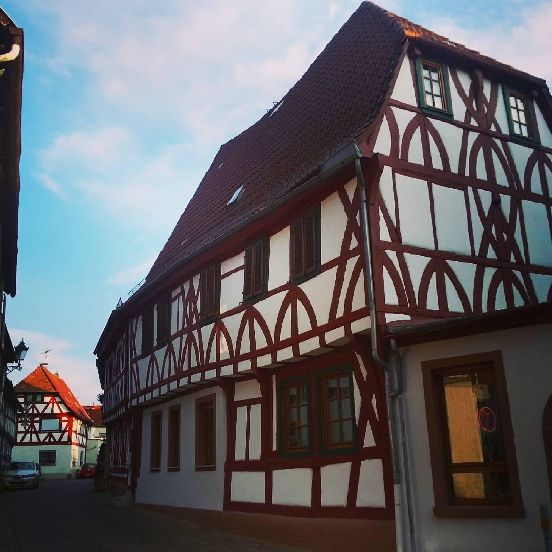 """An was ich als erstes bei dem Begriff """"Altstadt"""" denke? Definitiv an Fachwerkhäuser"""