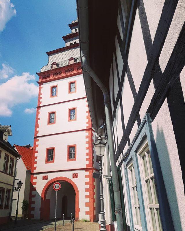 Das Steinheimer Tor ist das letzte erhaltene Stadttor in der Seligenstädter Altstadt