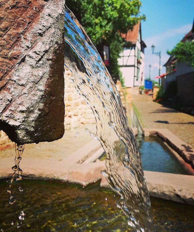 Der Rote Brunnen, einer der Orte, die sich in der Umfrage von Donnerstag am häufigsten gewünscht wurden. Falls ihr die Story mit den Vorschlägen noch einmal sehen wollt, findet ihr sie übrigens in den Highlights