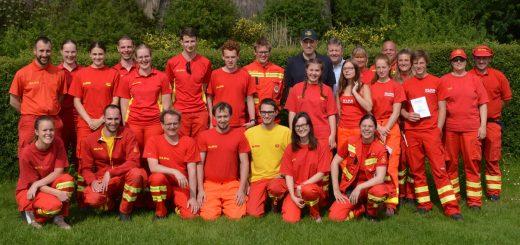DLRG KV Offenbach-Land FA Wasserrettungsdienst 2017