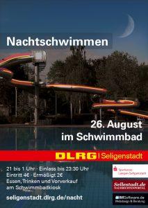 3. Nachtschwimmen DLRG Seligenstadt
