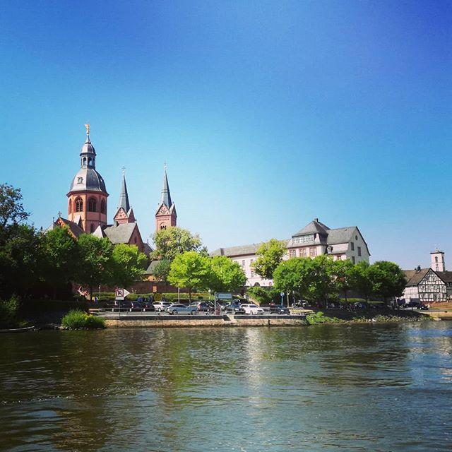 Unser Mainufer – eine Kulisse aus alten Gebäuden und grüner Idylle
